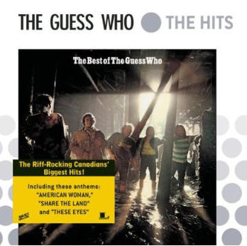 The Guess Who - The Hits - The Best Of The Guess Who